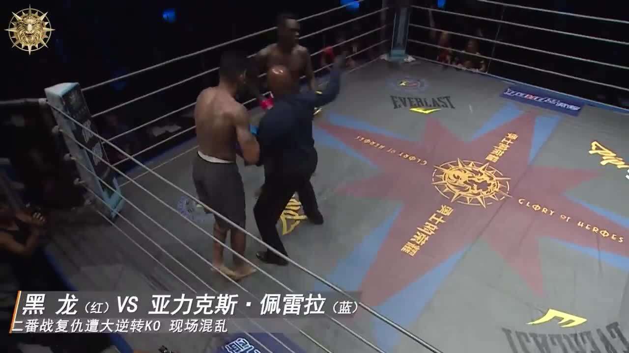 The Only Time Israel Adesanya Has Been Knocked Out