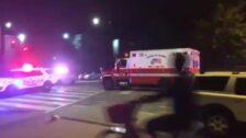 Un tiroteo en Washington deja seis heridos y una persona fallecida