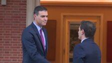 Sánchez lidera los contactos contra la violencia en Cataluña