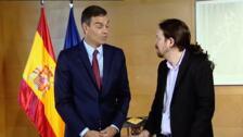 El PSOE sigue 'presionando' a izquierda y derecha