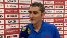 """Valverde: """"Griezmann es muy peligroso en el campo pero aún se tiene que integrar más"""""""