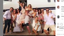 Elsa Pataky celebra su precumpleaños en Ibiza