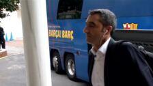 El Barça llega a Granada con Messi a la cabeza