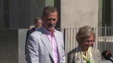 """Felipe VI y Reina Sofía, sobre la operación: """"Todo ha ido perfecto"""""""