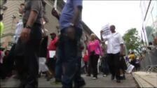 Eric Garner falleció hace cinco años por abusos policiales en Estados Unidos