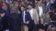 Los partidos nacionales critican la situación en Cataluña