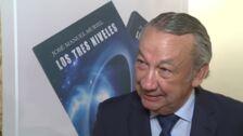 Presentación del libro 'Los tres niveles' de José Manuel Muriel