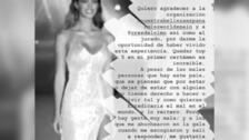 """Marta López se defiende de los abucheos: """"No os tengo ningún miedo"""""""