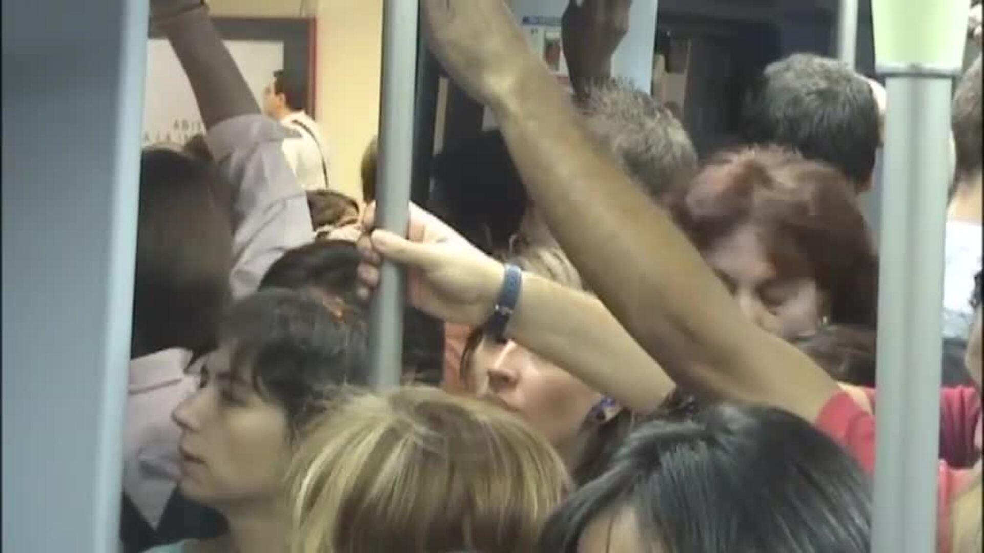 El metro de Madrid cumple 100 años