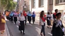 Acto de apertura del curso de la Universidad de Valladolid (UVA)