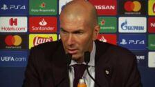 "Zidane: ""Nos han superado en todo"""