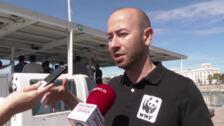 WWF busca eliminar la presencia de plásticos en su barco solar