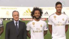 El Real Madrid ya tiene su foto oficial de la plantilla de esta temporada