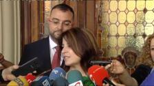 """Lastra dice que """"se abre una oportunidad"""" tras renunciar Iglesias a entrar en un Gobierno de coalición"""