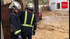 Bomberos realizan 100 intervenciones por lluvias desde las 14:00