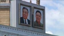 Emoción en el 25 aniversario de la muerte de Kim Il Sung, fundador del estado norcoreano