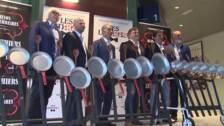 Les Luthiers regresan a España con 'Viejos Hazmerreíres'