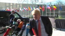 Tusk comienza la cumbre del G7 con reprimendas a EEUU