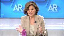 Carmen Calvo asegura que Pedro Sánchez y Pablo Iglesias se han reunido a solas muchas horas