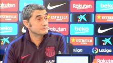 Valverde defiende los constantes viajes de Piqué a la Copa Davis