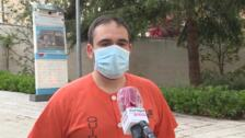"""Sanitarios reivindican """"en silencio"""" la sanidad pública"""
