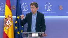 Más País y Compromís emplazan a PP a desmarcarse de Vox votando en contra de moción
