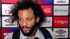 """Marcelo: """"La Liga hoy en día está muy difícil"""""""
