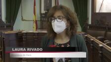 """Haro, un año después de los primeros contagios, busca vencer la """"batalla"""" del virus"""