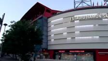 El estadio Sánchez Pizjuán rinde homenaje a José Antonio Reyes