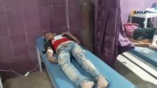 Varios niños resultan heridos en un nuevo bombardeo turco en el norte de Siria