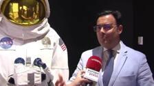 Roiz: La muestra 'Tintín y la Luna' acerca a avances científicos