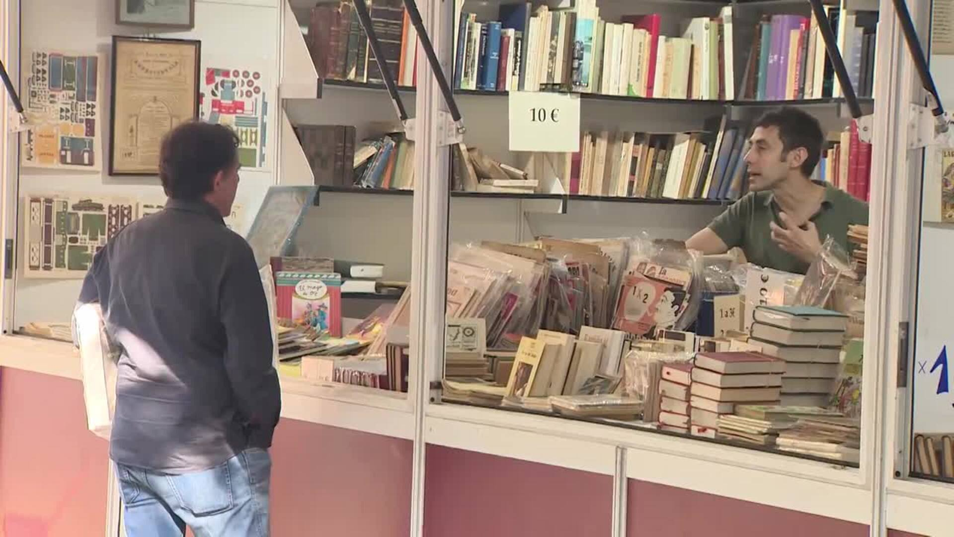 La Feria de Otoño del Libro Viejo y Antiguo homenajea a Antonio Mingote