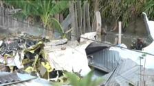 Mueren siete personas en un accidente de avioneta en Colombia