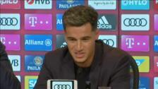 """Coutinho: """"Soy consciente de la responsabilidad y espero responder con buen fútbol"""""""