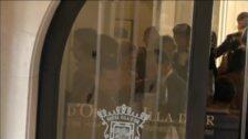 El rey emérito Juan Carlos acude a la boda de Rafael Nadal