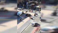 Se llenan de bolardos las calles más transitadas de España para prevenir ataques terroristas