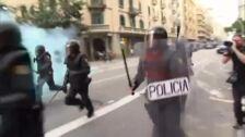 Objetivo, Jefatura Superior de Policía en Via Laietana
