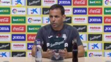 Calleja no se fía de un Barça tocado y espera un choque difícil