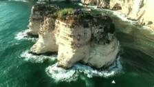 Espectacular concurso de saltos en Beirut