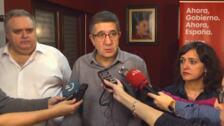 López afirma que la solución para Cataluña es 'Ley y diálogo'