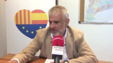 "Carrizosa carga contra Sociedad Civil Catalana: ""Temo que esté abrazando las tesis socialistas"""