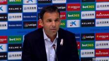"""Calleja: """"Son tres puntos muy importantes, pero los objetivos se consiguen a final de temporada"""""""