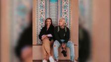 Chiara Ferragni y Fedez se encuentran de vacaciones en Omán
