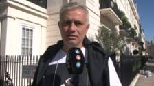 """Mourinho: """"No puedes entrenar a un equipo que tiene entrenador"""""""