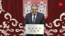 """Franco critica el """"afán de algunos por patrimonializar"""" la Constitución"""