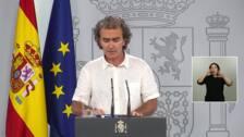 España suma 50 muertos con COVID-19 con reajuste de datos