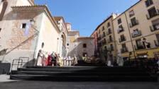 Teruel celebra la fiesta de las Bodas de Isabel