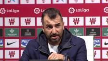"""Valverde: """"Hoy no hemos merecido ganar"""""""
