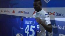 Balotelli, nuevo fichaje del Brescia