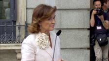 Calvo dice que Podemos cambió la estrategia a 20 minutos del debate